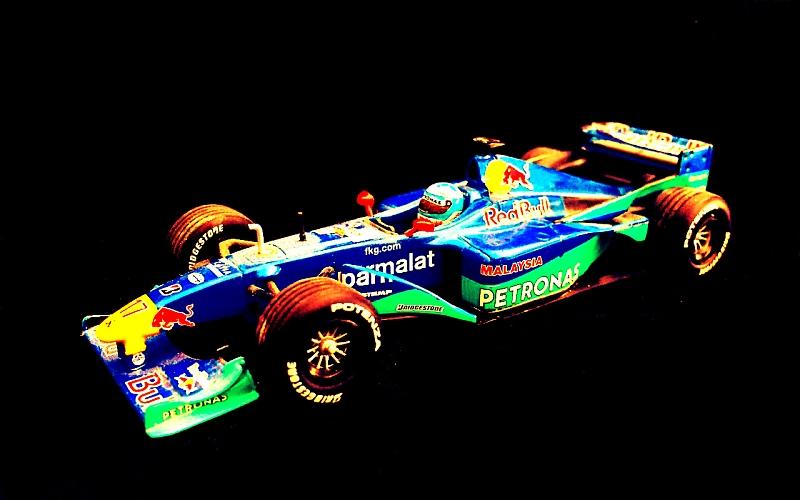 Suomi100: Mika Salo, Sauber, F1-kausi 2000   UrheiluUutiset.com